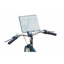 Kaarthouder fiets Steco kaart-mee A4