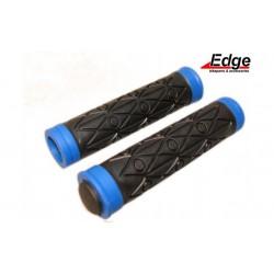 Handvatten fiets ATB/MTB blauw / zwart