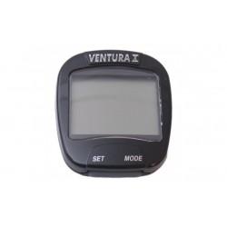 Fietscomputer Ventura X zwart