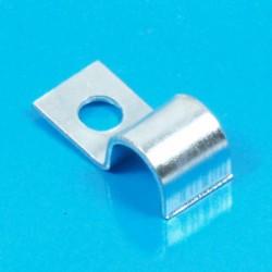 Chassisklem 8 mm aanschroefbaar