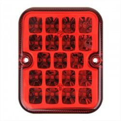 Mistlamp aanhanger achter LED
