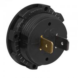 Digitale voltmeter inbouw 6-30 volt