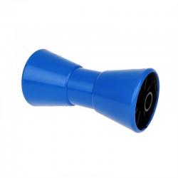 Bootrol - kielrol PE 200 mm blauw