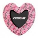Fotolijst auto roze heart pink flower