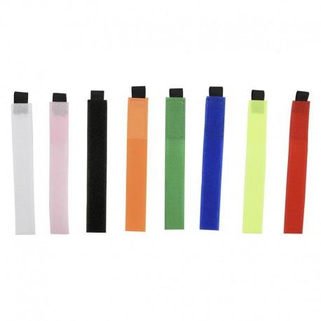 Kabelbinder set met klittenband