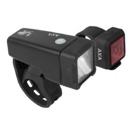 AXA NiteLine T1 fietsverlichting set LED