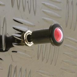Trekschakelaar 12 volt 10 ampere rood