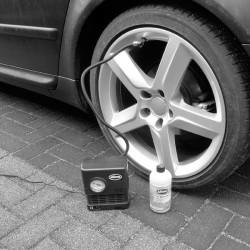 Banden reparatieset auto  compressor
