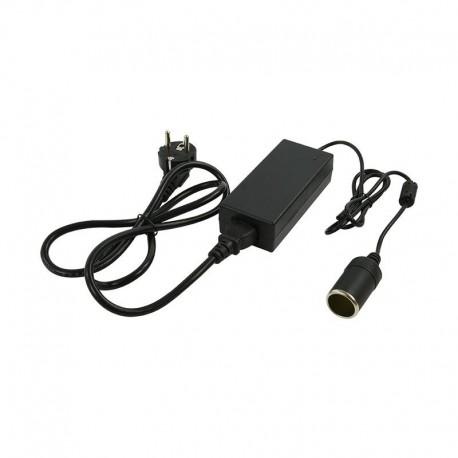 Omvormer 220 naar 12 volt 60 watt 5 ampere