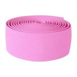 Stuurlint roze kurk voor fiets