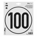 Sticker tempo 100 kilometer per uur