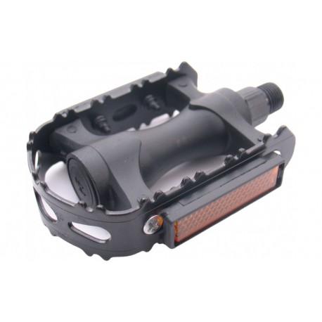 Fietspedaal set aluminium ATB/MTB  trappers