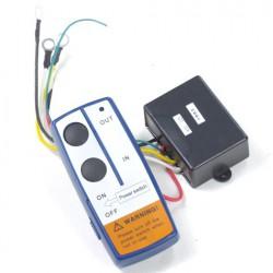 Draadloze afstandsbediening lier 12 volt