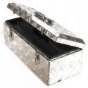 Kist aluminium klein