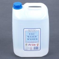 Accuwater gedemineraliseerd 5 liter
