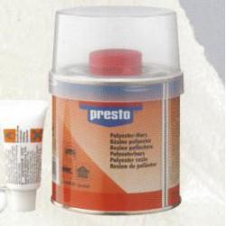 Polyesterhars Presto 250 gram