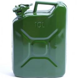 Jerrycan 10 liter metaal