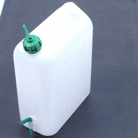 Jerrycan met aftapkraan 10 liter