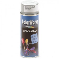 Verf zilver Colorworks