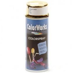 Verf licht goud Colorworks