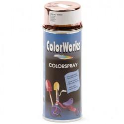 Verf licht koper Colorworks