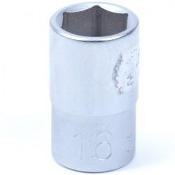 Losse dop 16 mm 1/2 inch